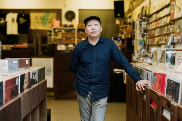 White Noise founder Gary Leong. Michael Chiu, Still / Loud
