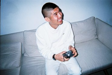 To live this freely: in memory of Ren Hang by Still/Loud. Ren Hang and his camera. Sheung Yiu