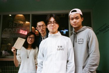 Zenegeist: The Hong Kongers trying to start an indie music revolution on Facebook by Still/Loud. Sandra, Jan, NKCH, and Justin. Photo: No More Wave