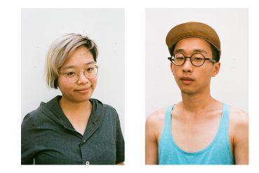 Miu Law and Wilfred Wong